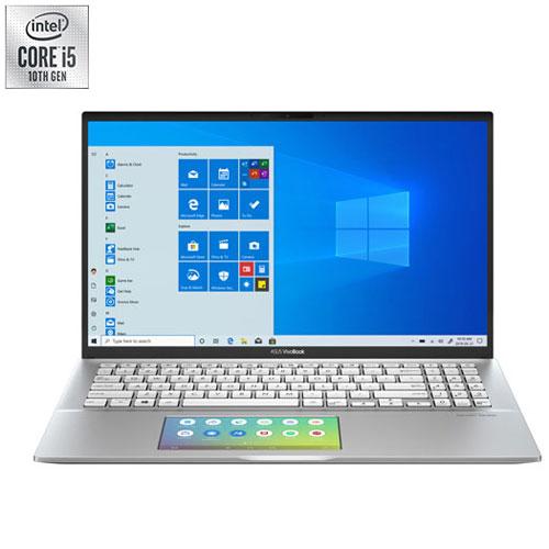 Asus Vivobook 15 6 Laptop Silver Intel Core I5 10210u 512gb Ssd 8gb Ram Windows 10 English Best Buy Canada