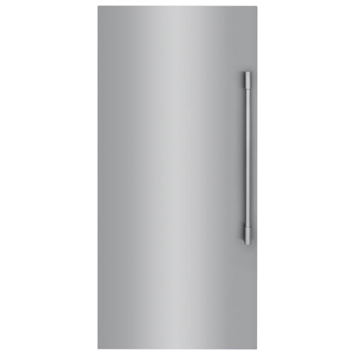 Frigidaire Pro 18.6 Cu. Ft. Frost-Free Upright Freezer - Stainless Steel
