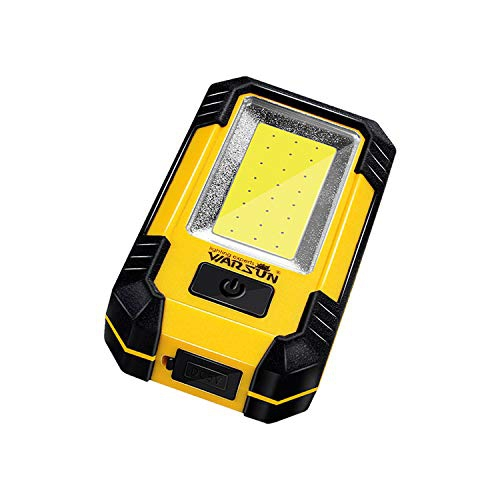 5 Modes Brightness Portable Work Light for Car Repairs and Emergency Use Rechargeable Work Light with Integrated Magnets and Hanging Hook Honeywell LED Work Light