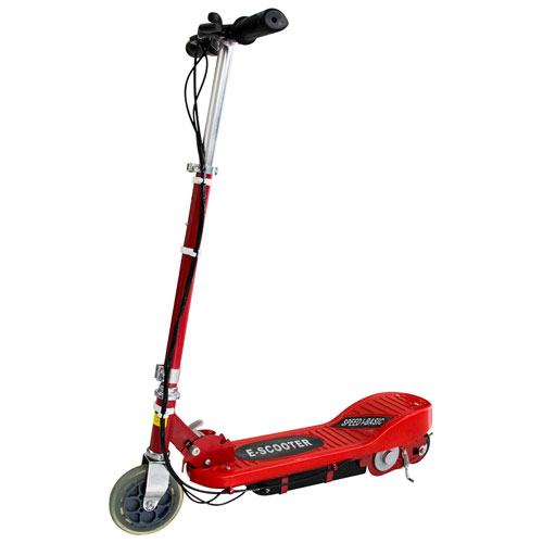 Daymak Speed 1 Electric Scooter - Red
