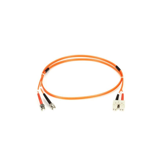 BLACK BOX H CABLE 1M MM 50 ST TO SC FO50-001M-STSC