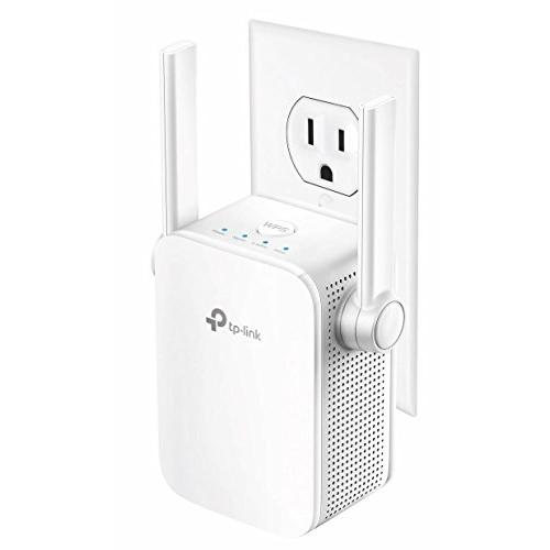 TP-Link AC1200 WiFi Range Extender - Dual Band WiFi ...