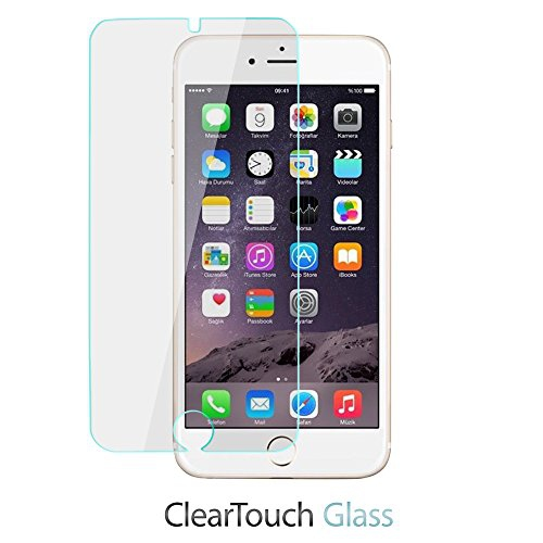 Boxwave Cleartouch Glass Apple Iphone 7 Screen Protector Premium Hd Tempered Glass Screen Protector Best Buy Canada