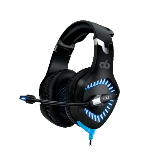 Veho Alpha Bravo Gx 2 Gaming Headset With Ubu 7 1 Surround Sound Black Best Buy Canada