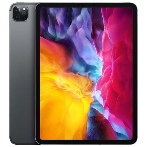 "Apple iPad Pro 11"" 128GB with Wi-Fi & 4G LTE - Space Grey"
