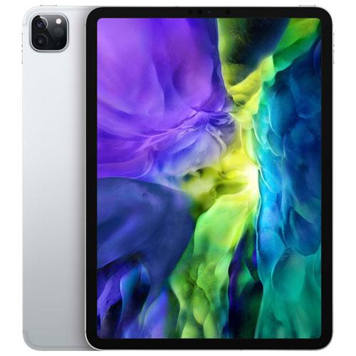 "Apple iPad Pro 11"" 1TB with Wi-Fi & 4G LTE - Silver"