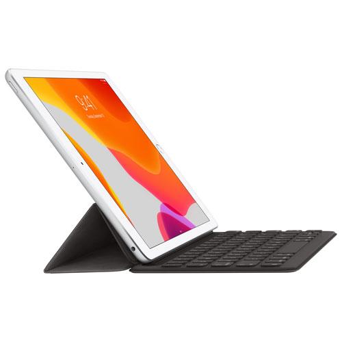 Clavier Smart Keyboard Apple pour iPad et iPad Pro 10,5 po - Noir - Fr