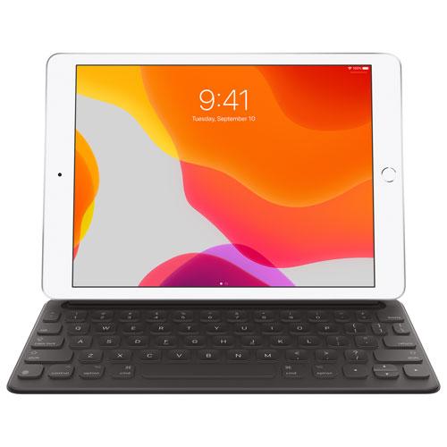 Clavier Smart Keyboard Apple pour iPad et iPad Pro 10,5po-Noir-Anglais