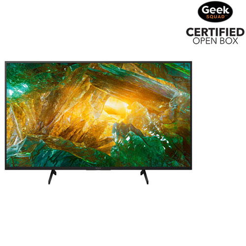 """Sony 43"""" 4K UHD HDR LED Android Smart TV - Open Box"""