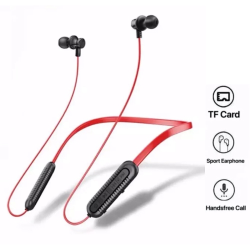Ovleng S19 Sports Earbuds Neck Hanging Wireless Bluetooth