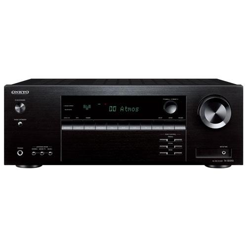 Onkyo TX-SR393 5.2 Channel 4K Ultra HD AV Receiver - Open Box