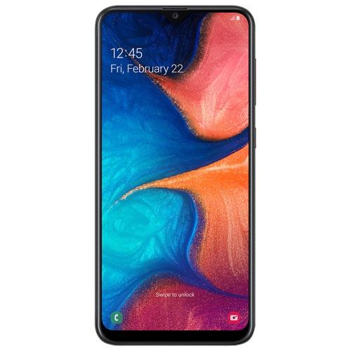 Samsung Galaxy A20 32GB - Black - Unlocked - Open Box