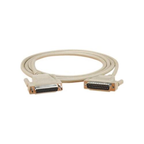 BLACK BOX DB25 EXTENSION CABLE,DB25 M/F6-FT 1.8-M