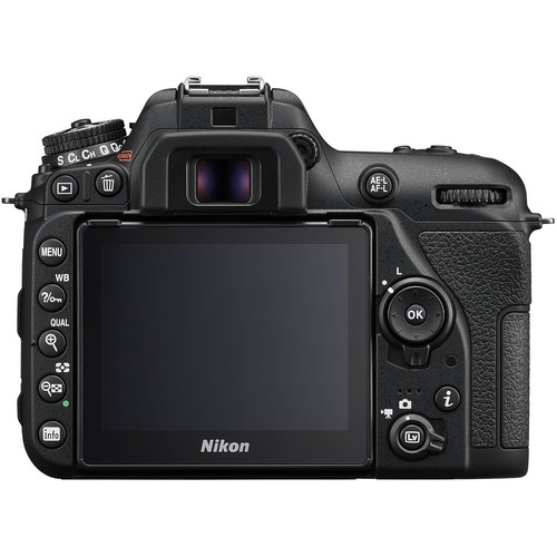 Nikon D7500 DX-format Digital SLR Body - International Version w/Seller Warranty