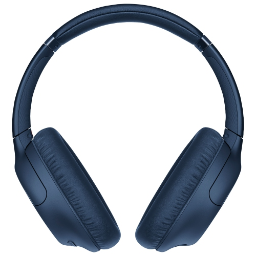 Sony WH-CH710N Over-Ear Noise Cancelling Bluetooth Headphones - Blue