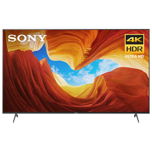 """Sony 75"""" 4K UHD HDR LED Android Smart TV"""