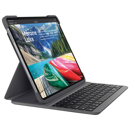 "Logitech Slim Folio Keyboard Case for iPad Pro 11"" - English"