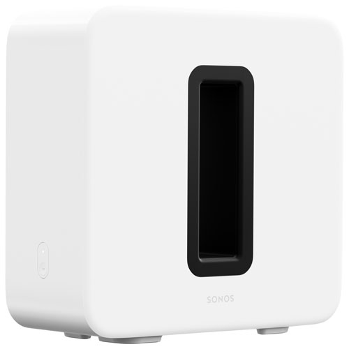 Sonos Sub Wireless Subwoofer - White