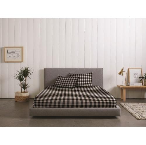 RC- Baldwin Flannel Sheet Set White Twin