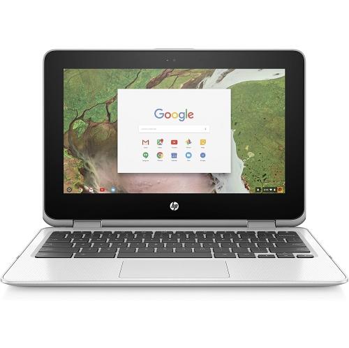 """HP Chromebook x360 11-ae051wm - 11.6"""" - Celeron N3350 - 4 GB RAM - 64 GB eMMC *Refurbished - Ships from Canada*"""