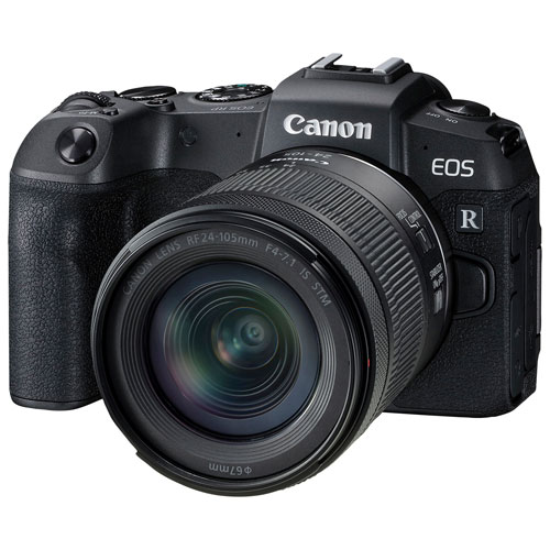 Canon EOS RP Full-Frame Mirrorless Camera with 24-105mm IS STM Lens Kit