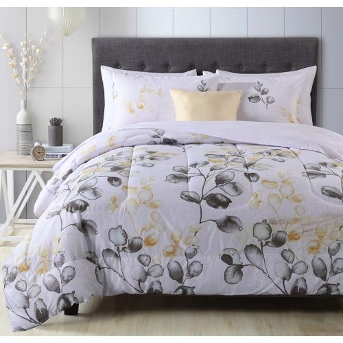 Lt Isabella 8pcs Comforter Set Queen, Queen Bed Comforter Sets Canada