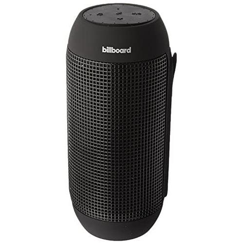 BillBoard BB9 Long-Range Water-Resistant Bluetooth Speaker, Black