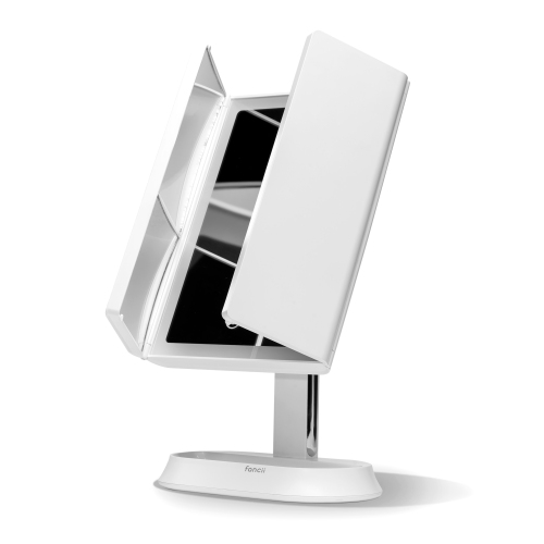Fancii Zora Rechargeable Led Trifold, Best Makeup Mirrors Canada