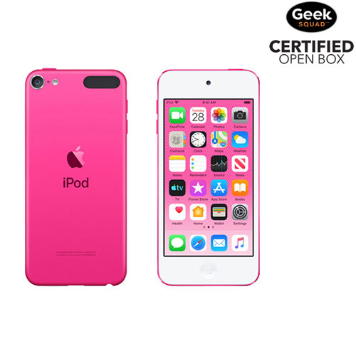 Apple iPod touch 7th Generation 32GB - Pink - Open Box