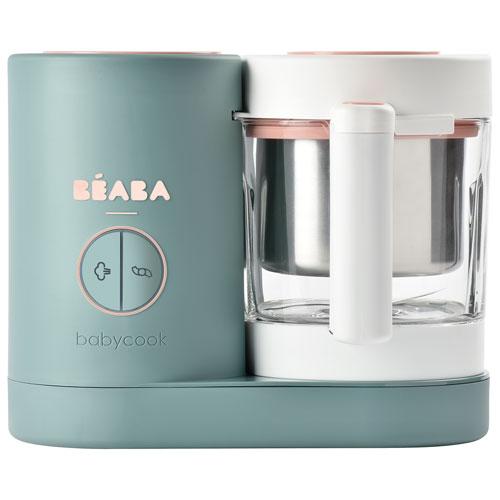 Beaba Babycook Neo Baby Food Maker - 5.2 Cups - Eucalyptus