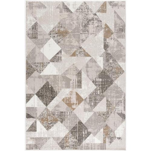 Turkey Modern Style 7'x10' Rectangle Area Rugs - Grey