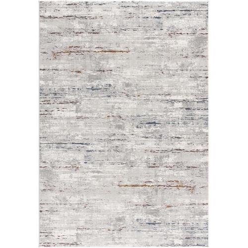 Turkey Modern Style 4'x6' Rectangle Area Rugs - Grey