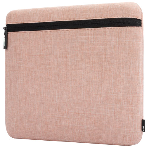 "Incase Carry Zip 13"" Laptop Sleeve - Blush Pink"