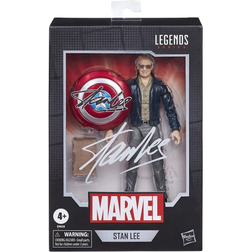 Marvel Legends 6 Inch Action Figure Exclusive - Stan The Man Lee