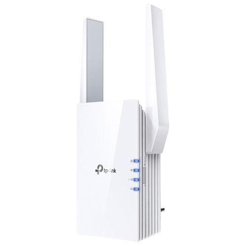 Prolongateur de portée sans fil Wi-Fi 6 bibande AX1500 de TP-Link