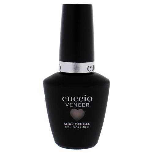 Veener Soak Off Gel - Pirouette by Cuccio for Women - 0.44 oz Nail Polish