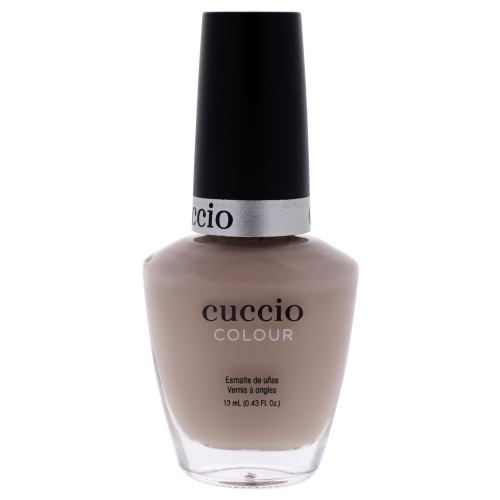 Colour Nail Polish - Bite Your Lip by Cuccio for Women - 0.43 oz Nail Polish