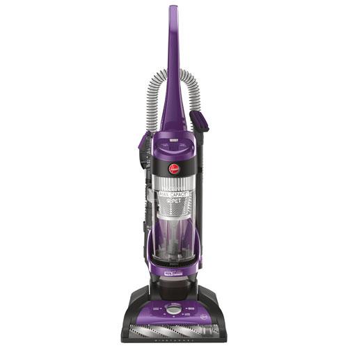 Aspirateur vertical pour poils d'animaux WindTunnel Max Capacity de Hoover - Violet - Exclusivité BB