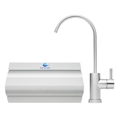 ACUVA Arrow 5 UV-LED - Purificateur d'eau avec robinet intelligent, priseCC et ensemble de filtration avancé