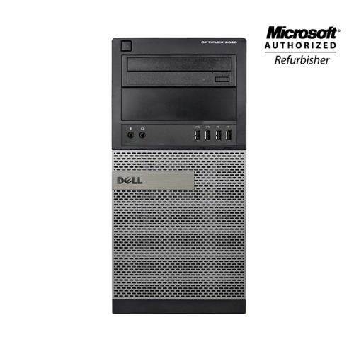 Dell Optiplex 7020 Tower Desktop i7 @3.4GHz 16GB RAM 512GB SSD Windows 10 professionnel NVIDIA GT1030 2GB Remis à neuf
