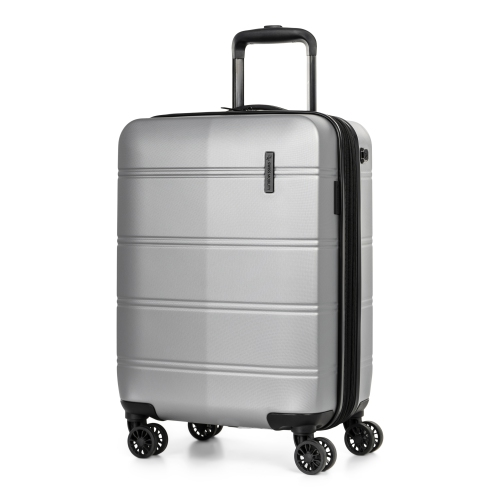 Swiss Mobility - Lax - Baggage A Main Rigides - Silver