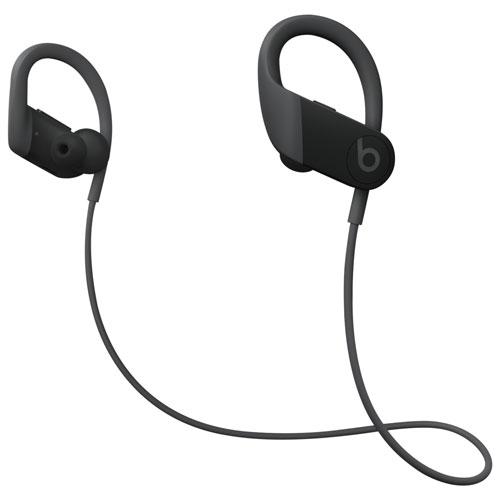 Beats By Dr. Dre Powerbeats High-Performance Wireless Earphones - Black - Open Box