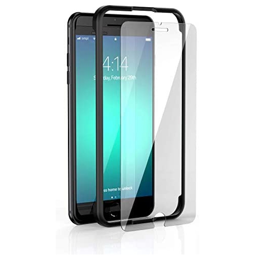 Smpl Glass Screen Protector For Apple Iphone 7 Iphone 8 And Iphone Se 2020 Tempered Glass Film 2 Pack Best Buy Canada