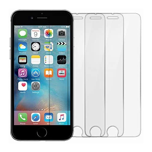 Tantek Fjyuuiui Iphone 8 7 Screen Protector Tempered Glass Case Friendly Screen Protector For Apple Iphone 8 Iphone Best Buy Canada