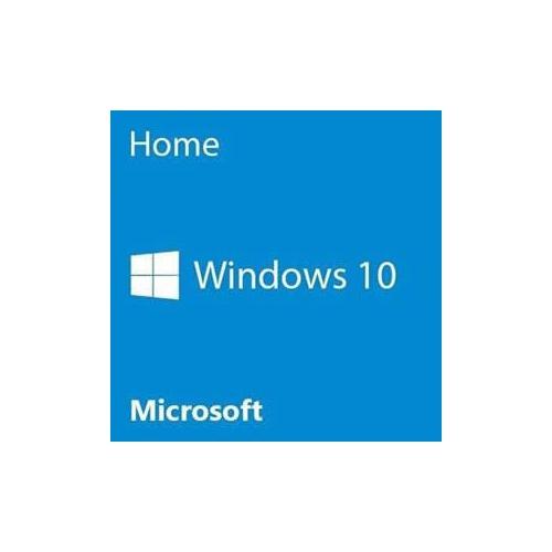 (OEM Disk) Microsoft Windows 10 Home, 1 license OEM DVD 64-bit English KW9-00140