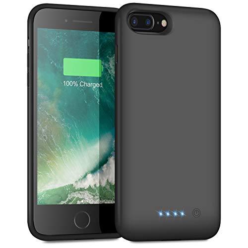 Ekrist Battery Case For Iphone 8plus 7plus 6 Plus 6s Plus 8500mah Protective Portable Charging Case Rechargeable Extended Best Buy Canada