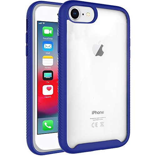 For Iphone 7 8 Case Iphone Se 2nd Generation Case Kinoto Full Bumper Clear Lifeproof Bumper Cases For Apple Iphone Se 2 Best Buy Canada
