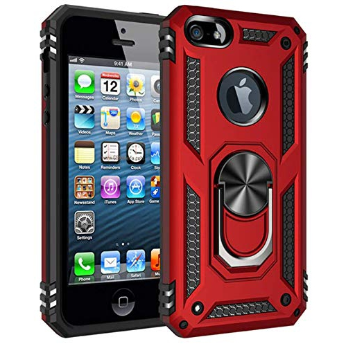 For Iphone 7 Case Iphone 8 Case Kinoto Lifeproof Cases With Ring For Apple Iphone 7 8 4 7 Qi Slim Silicone Hard Transpare Best Buy Canada
