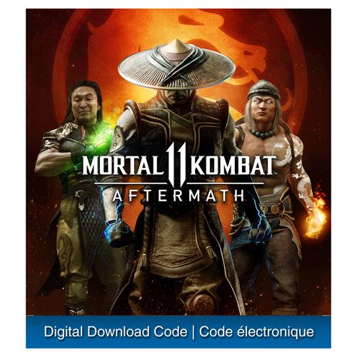 Mortal Kombat 11: Aftermath Expansion - Digital Download
