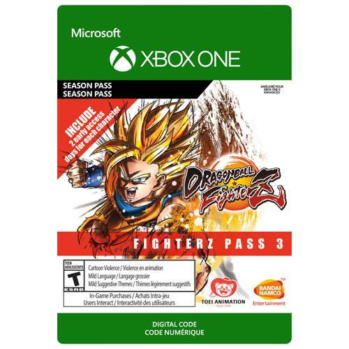 Dragon Ball FighterZ: FighterZ Pass 3 - Digital Download